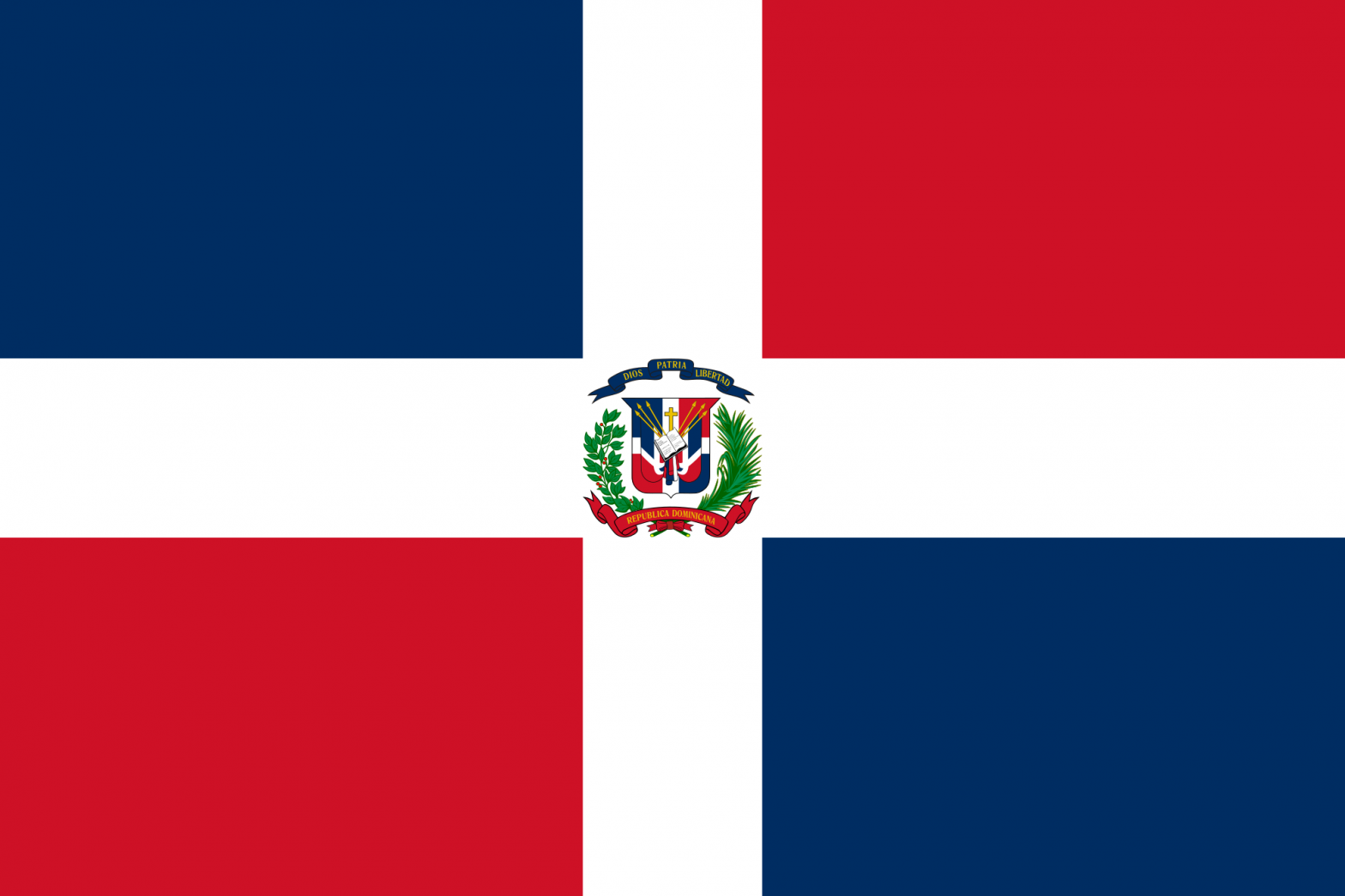 bandera republica dominicana